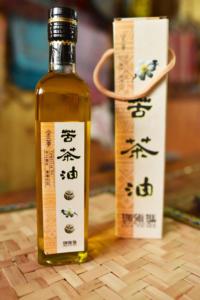 茶山嚴選-苦茶油