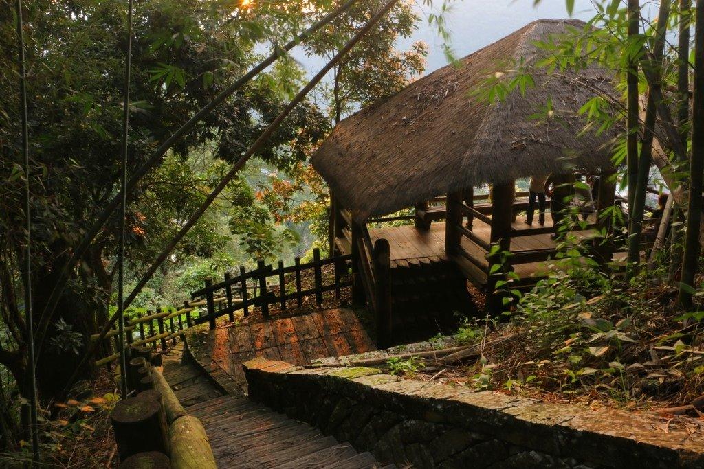茶山 夕陽亭